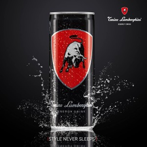 Tonino Lamborghini® Energy Drink